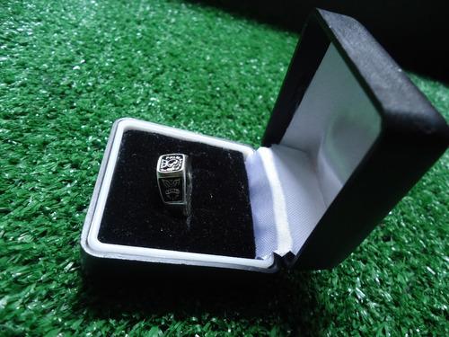 anillo de graduación primaria