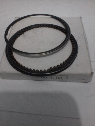 anillo de jaguar 200 medida 1.00