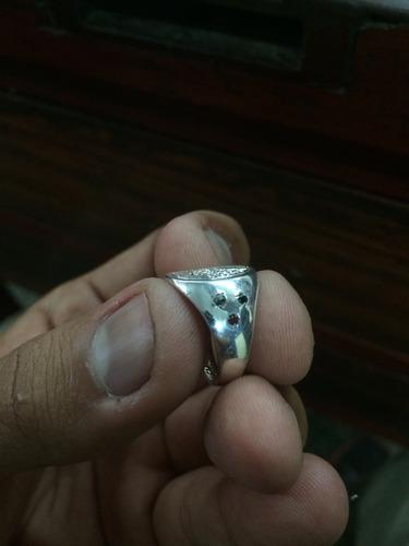 anillo de juego de tronos en plata 925
