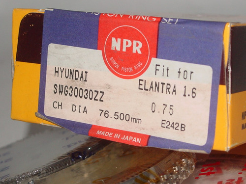 anillo de motor hyundai elantra 0.75=0.30