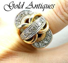 6367b1757cd9 Anillo Oro Rojo Dama Antiguo - Joyas y Relojes en Mercado Libre Argentina