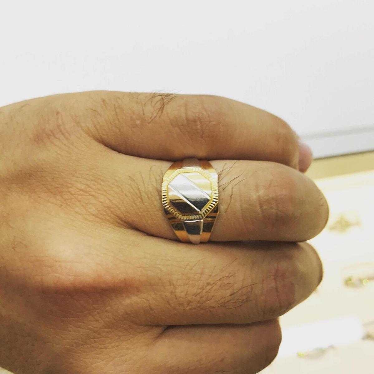 652d39cc751f anillo de oro 18k ley 750 italiano 3 oros garantía vitalicia. Cargando zoom.