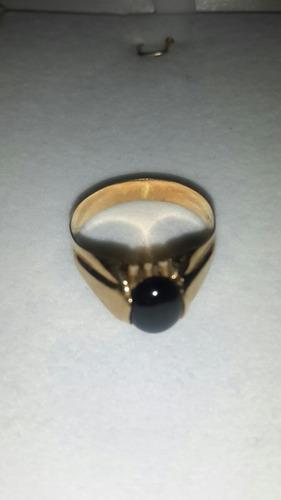 anillo de oro 18k para dama o caballero pesa 2.2 gamos