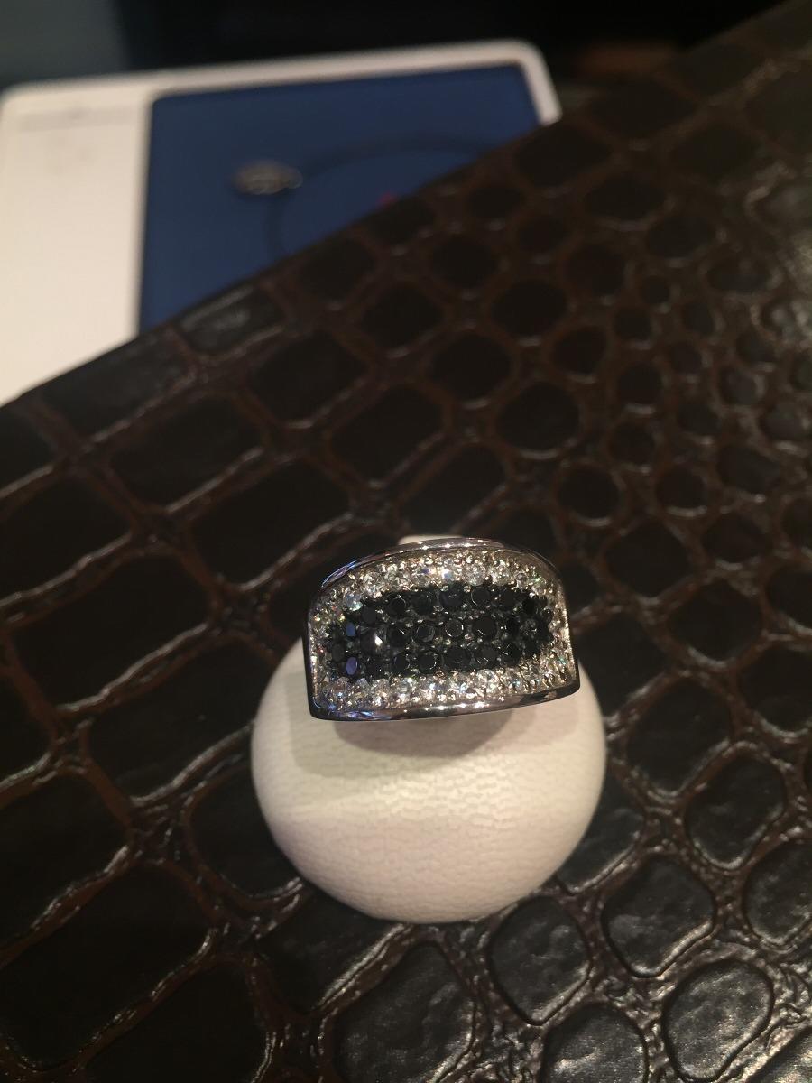 8484cb864a53 anillo de plata 925 cubics y onix el mejor diseño. Cargando zoom.