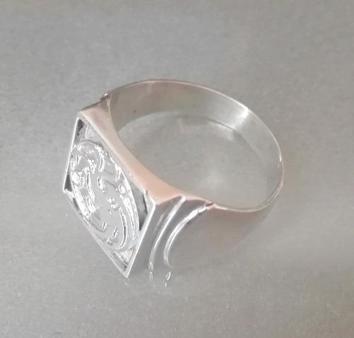 anillo de plata 950 para hombre got - targaryen