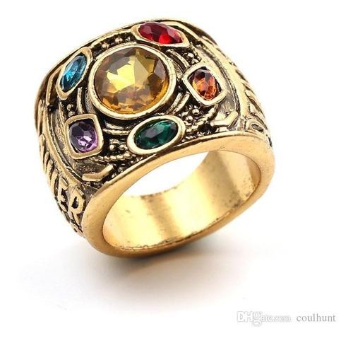 anillo de thanos - avengers - infinity war - endgame + obseq
