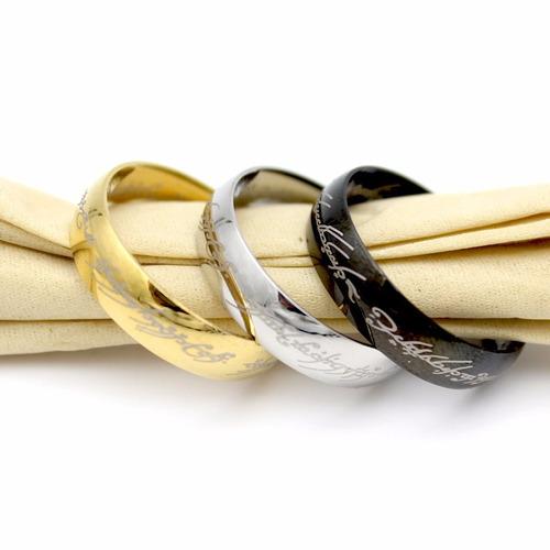 anillo del señor de los anillos hobbit elfo anillo del amor