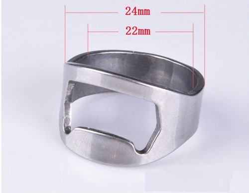 anillo destapador de botellas 20mm y 22mm