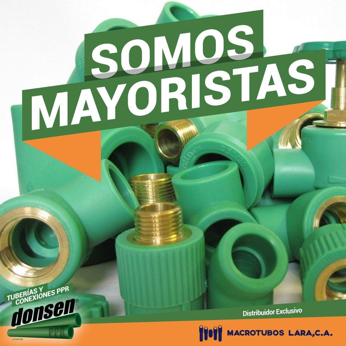 Anillo donsen ppr 20mm tubos y conexiones mayor - Tuberias de ppr ...