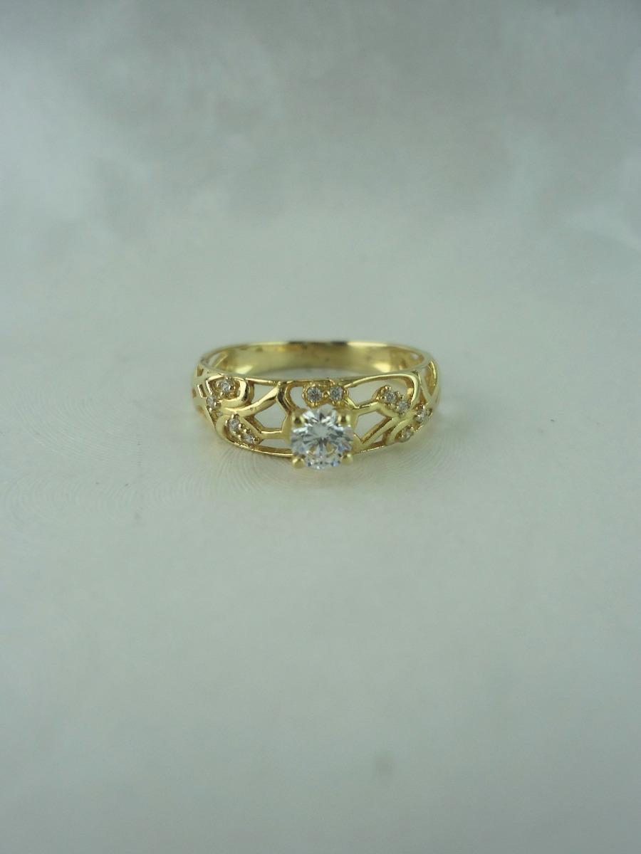 ea59afd24dbb Anillo En Oro 18k Amarillo Para Mujer Ref  27144 -   378.000 en ...
