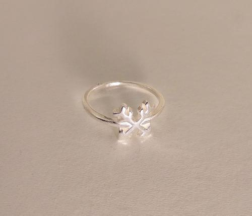 anillo flechas cruzadas de plata 925