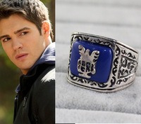 anillo jeremy gilbert the vampire diaries tamaño 19mm