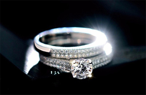 anillo joyería anillo