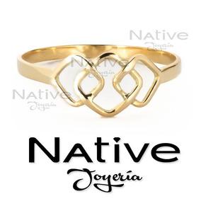 35cb61b0d0ea Anillos De Oro Juveniles Regalo - Joyería en Mercado Libre Chile