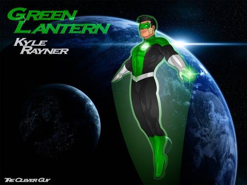 anillo kyle rayner linterna verde green lantern tallas igo