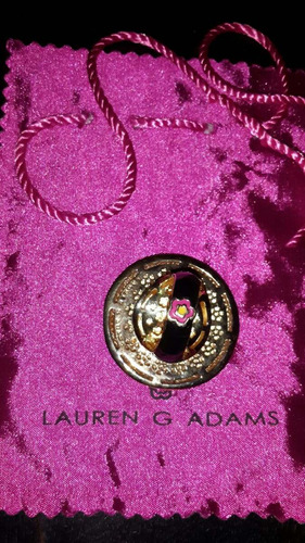 anillo lauren & adams
