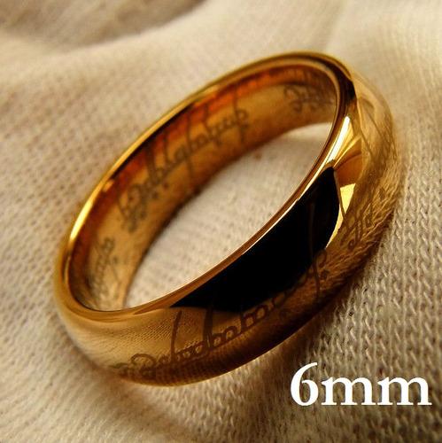 anillo los anillos oro