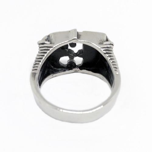 anillo  lucky 13  - motoquero