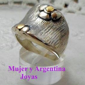 92b6e348b323 Besos Besos - Anillos Sin piedra en Mercado Libre Argentina