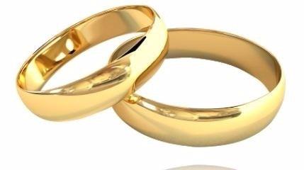 Anillos de boda de 3 oros