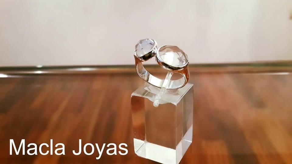 ea7b1bc083dd anillo modelo praga en plata 925 y piedra natural. Cargando zoom.
