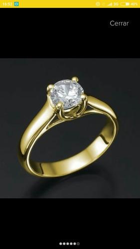 anillo oro 10 k