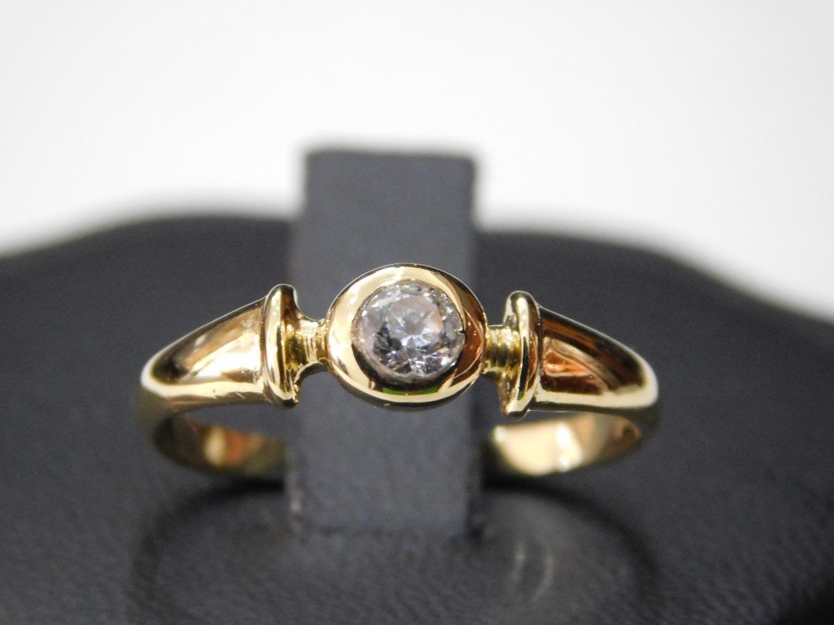 0b468b879063 anillo oro 18 kilates cintillo cúbic oferta! Cargando zoom.