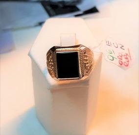 2462bec83582 Anillos Oro Para Hombre Con Piedra Negra - Joyas y Relojes en Mercado Libre  Argentina