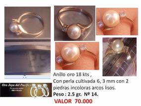639e68459d3e Joyería Anillos Perla en Mercado Libre Chile