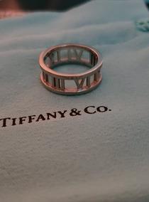 8dd8f9b3af2f Anillo Oro Blanco Tiffany Atlas Original .750