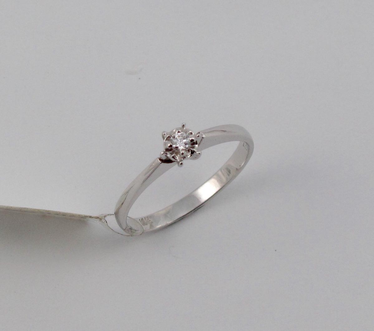 Precios de anillos de diamantes en chile