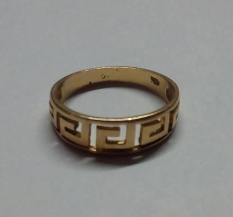 anillo oro con