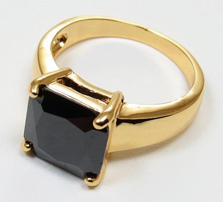 anillo oro zafiro