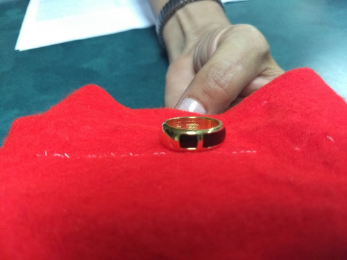 anillo   para   caballero   marca  esika