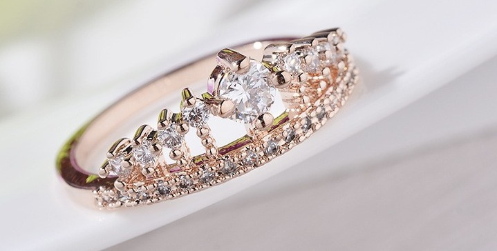 Anillo Para Reina Princesa Corona Mujer Accesorios Fashion -   140.00 en  Mercado Libre d6c83220fa0