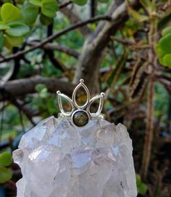 8ebe6d076bc2 Anillos Artesanales De Plata 925 Piedras Naturales Varias - Joyas y Relojes  en Mercado Libre Argentina