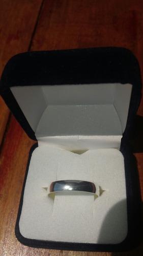 anillo plata 925