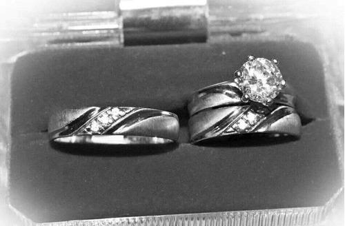 anillo plata .925