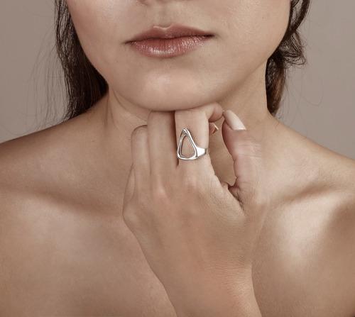 anillo * plata 925 * tuna * equilibrio * envío gratis