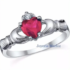 119b5048ae91 Anillo Claddagh Plata Para Hombre - Joyas y Relojes en Mercado Libre México