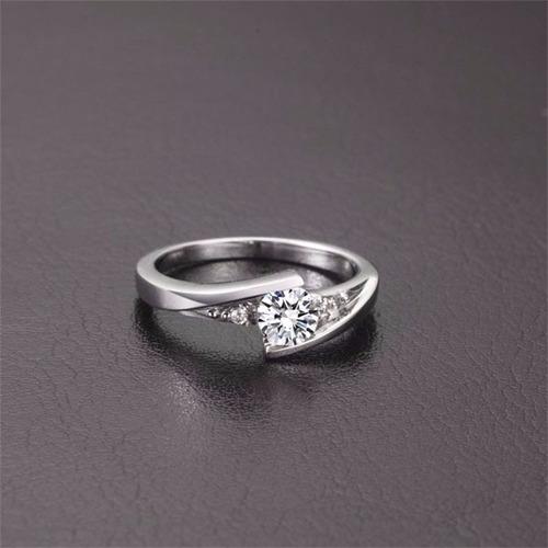 anillo plata joya