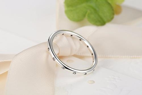 anillo plata /joya