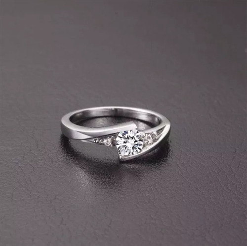 anillo plata joyas