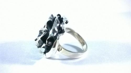 anillo plata plata joya