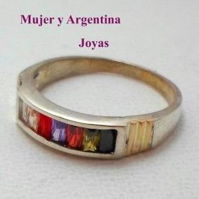 27a4737a2ba4 Circones - Anillos de Oro y plata en Mercado Libre Argentina