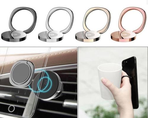 anillo renzhe ring soporte magnético celular - factura a / b
