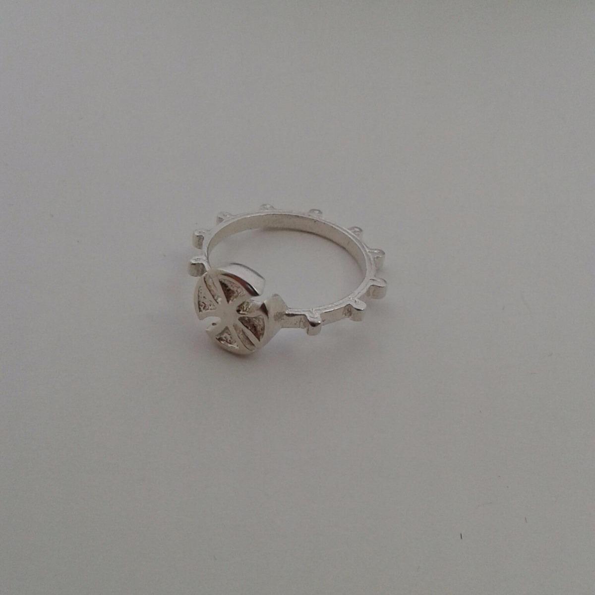 27715e22f33f anillo rosario vasco plata 925. Cargando zoom.