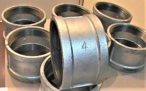 anillo roscado reforzado hg (aguas blancas) d=4 pulg.