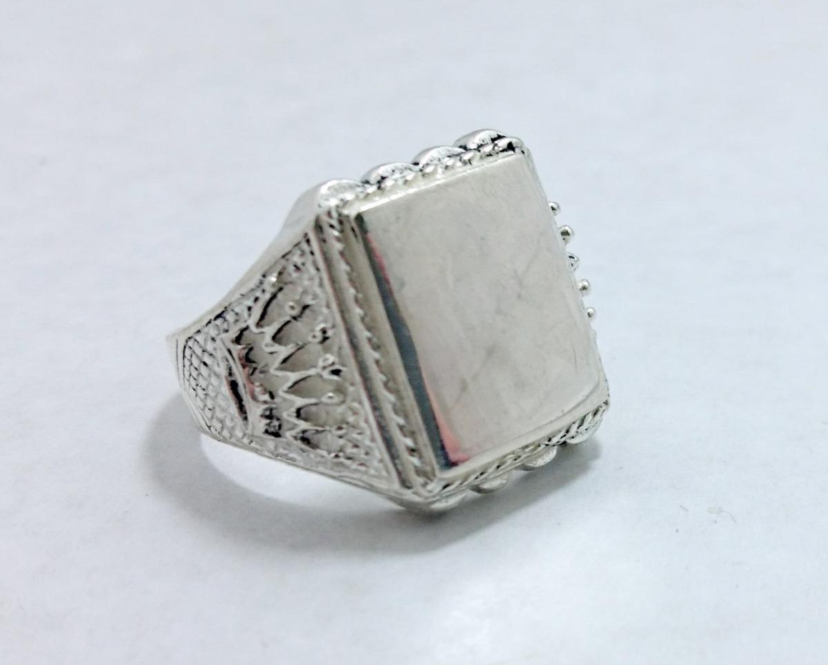 266218af93f0 anillo sello corona de hombre plata 925 trabajos a medida. Cargando zoom.