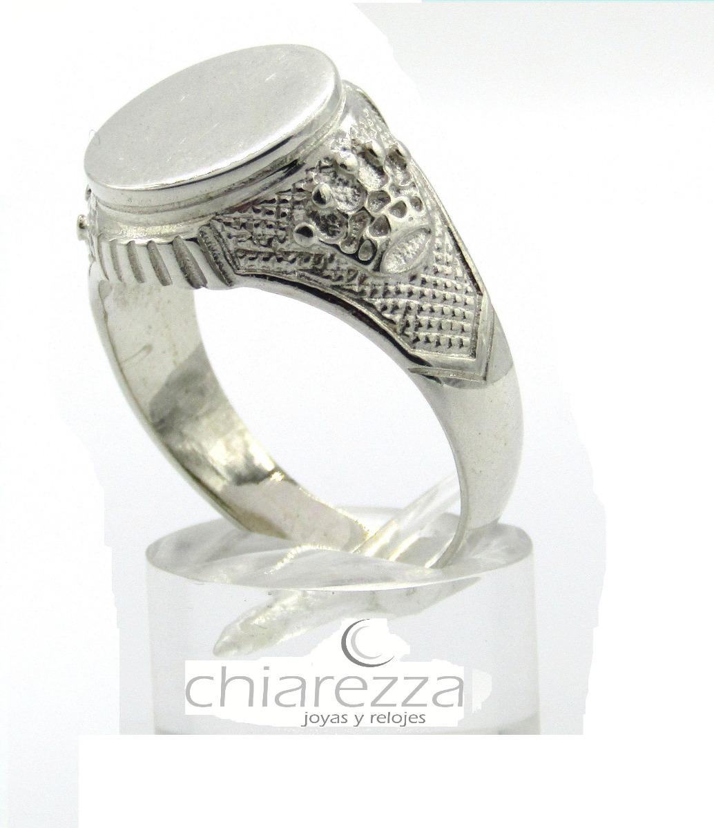 c9cbf4631474 anillo sello de hombre plata 925 c coronas para grabar. Cargando zoom.